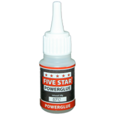 Five Star Power Glue 5002 RE/HT hoge viscositeit zeer flexibel/hoge temperatuurbestendigheid